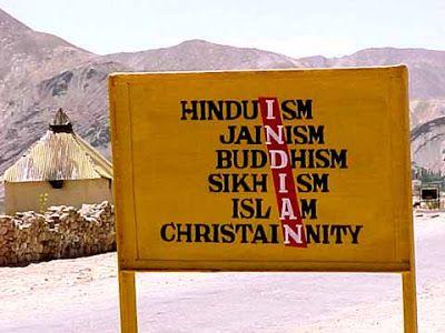 Hindu-Muslim-Sikh