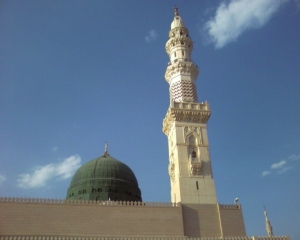 green_dome_minaret